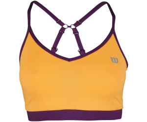 Koszulka Wilson Cami Tennis Bra Orange Pop