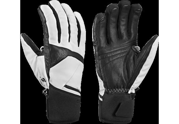 Rękawice LEKI Equip S GTX Lady white