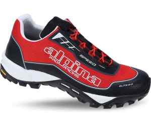 Buty Alpina Speed Image Red
