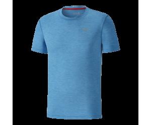 Koszulka Mizuno Impulse Core Niebieska