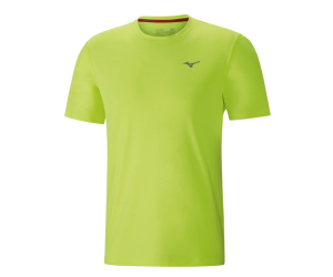 Koszulka Mizuno Impulse Core Żółta