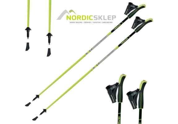 Kije nordic walking Gabel Light NCS 130 CM