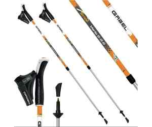 Kijki do nordic walkingu Gabel Vario S - 9.6 Orange