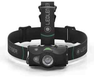 Ledlenser MH8 Black Gift Box