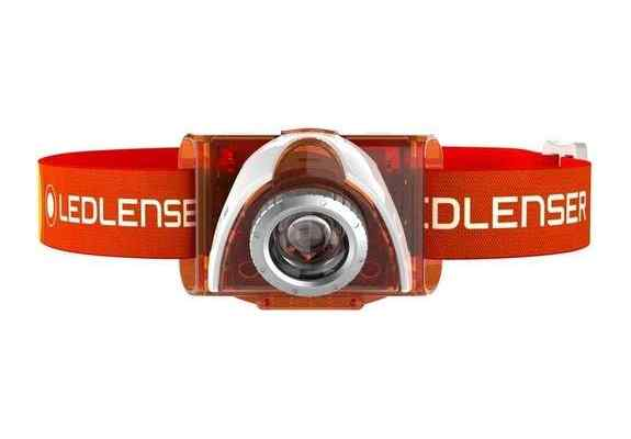 Latarka Ledlenser SEO3 Orange Gift Box