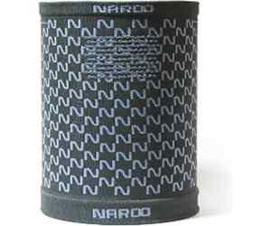 Ciepły komin Naroo E9 gray-sky