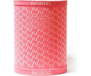 Ciepły komin/maska Naroo E9 pink