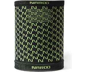 Ciepły komin/maska Naroo E9 black-green