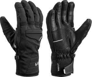 Rękawice narciarskie Leki Progressive. 7 S MF black