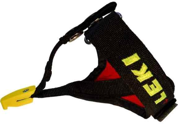 Paski biegowe LEKI Trigger 1 Power Strap M/L/XL