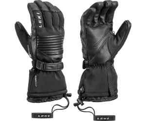Rękawice narciarskie Leki Xplore XT S black