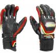Rękawice narciarskie LEKI WCR Titanium S Speed System red