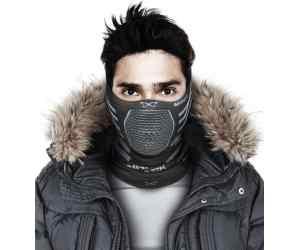 Ciepła maska na zimne dni Naroo X9 black