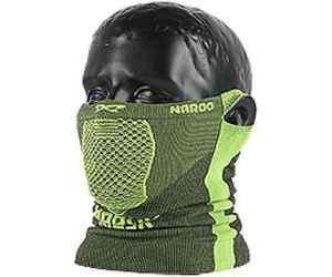 Maska sportowa Naroo X5 (szaro zielona)