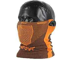 NA MASK X5 gray-orange