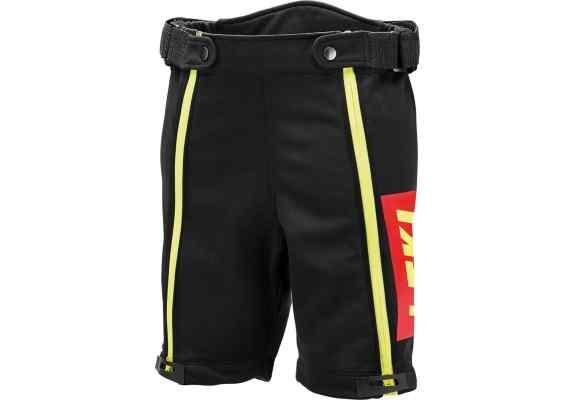 Leki Racing short Thermo Junior black - size