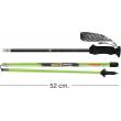 Kije Gabel Trekking-Revo Alu/Carbon 105-130 CM