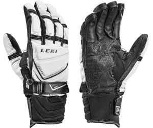 Rękawice narciarskie Leki Griffin Pro S Speed System White