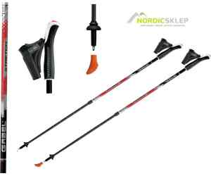 Kije nordic walking Gabel Stretch