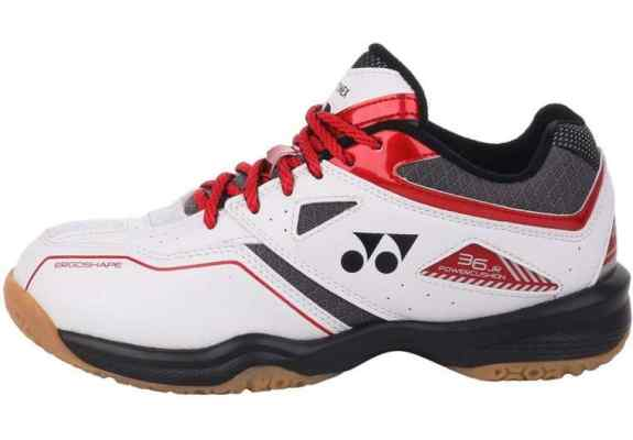 Buty Yonex Power Cushion 36 JUNIOR White/Red