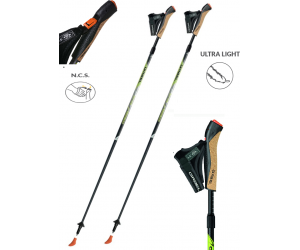 Kije nordic walking Gabel Inverso Carbon A.I.