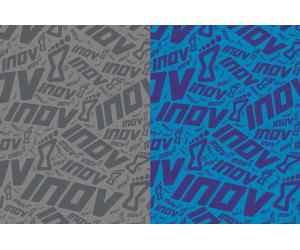 Chusty inov-8 Wrag 30 szara i niebieska.