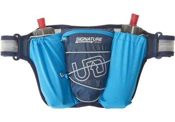 Pas biegowy Ultra belt 4.0 Signature blue - Ultimate Direction