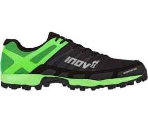 Buty inov-8 mudclaw 300 czarno-zielone.