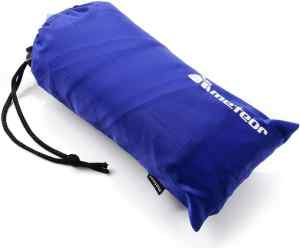 POCKET BLANKET METEOR 220x200 cm blue/navy