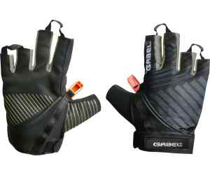 GLOVE ERGO-LITE GREY 8-8.5/M