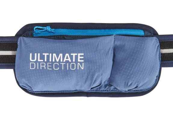 Pas biegowy Race belt 4.0 Signature blue - Ultimate Direction
