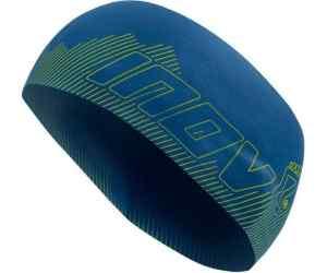 Opaska inov-8 Race Elite Headband. Niebesko-żółta