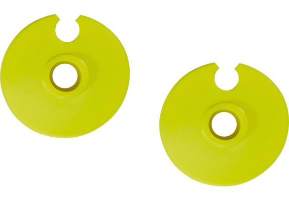 Talerzyk LEKI Alpine 62 mm yellow