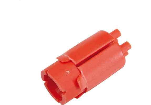 Tulejka klasyczna LEKI 18 mm czerwona