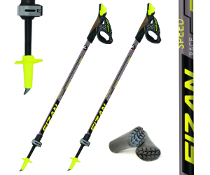 Kije nordic walking Fizan Speed Yelow