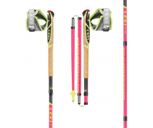 Kije Leki Micro Trail Pro Pink