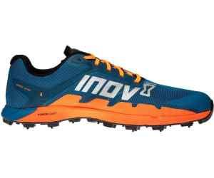 Buty z kolcami Inov-8 Oroc 270 niebiesko-pomarańczowe męskie