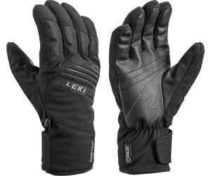 Okazja! Rękawice Leki Space GTX  black 9.5