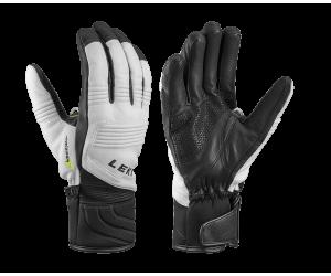 Rękawice narciarskie Leki Platinium S White 8.0.