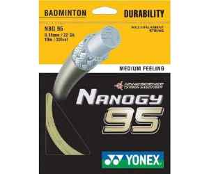 Naciąg badminton Yonex NBG 95