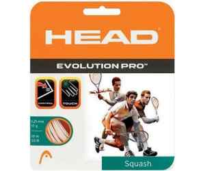 Naciąg squash Head Evolution Pro Biały 1,30mm