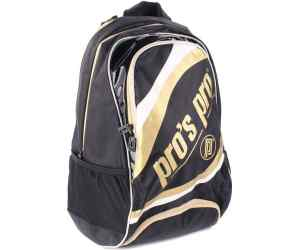 Plecak Pro's Pro L119 Czarno-złoty