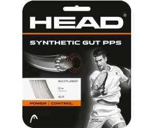Naciąg tenis Head SYNTHETIC GUT PPS WHITE