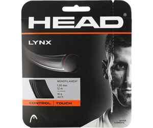 Naciąg tenis Head LYNX 16GR ANTRACYT