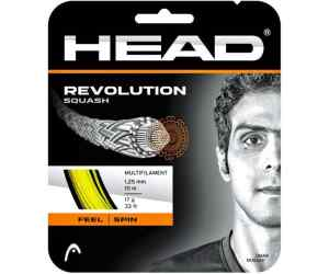 Naciąg squash Head REVOLUTION Squash 1,25 mm