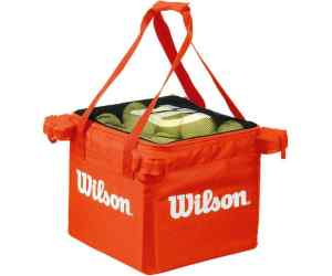 Kosz trenerski Wilson Teaching Cart Orange