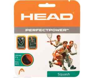 Naciąg squash Head Perfect Power Black