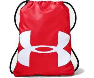 Worek Under Armour Ozsee Sackpack Red/Black