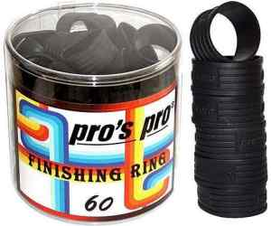Finishing Ring Pro's Pro Czarny 1 szt.