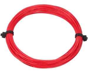 Naciąg squash Karakal Hot Zone 120 Czerwony 9,5m cięty